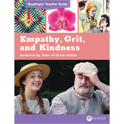 Empathy, Grit, and Kindness teacher guide