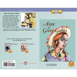 Anne of Green Gables graphic novel booklets