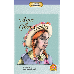 Anne of Green Gables graphic novels