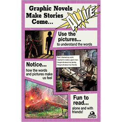 graphic novels component poster