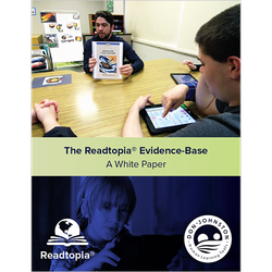 Readtopia evidence-base white paper